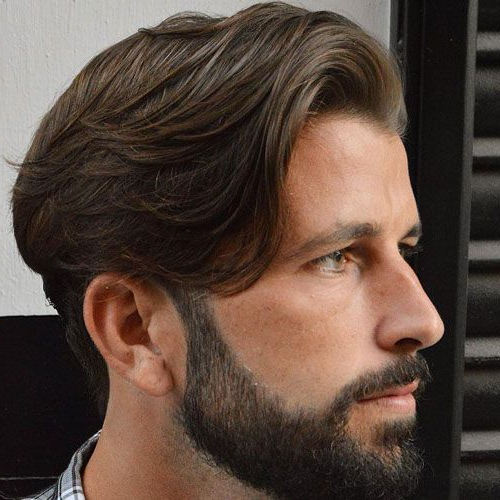 25 Top Professional Business Hairstyles For Men (2019 Guide) | Best Inside Long Hairstyles That Look Professional (View 13 of 25)