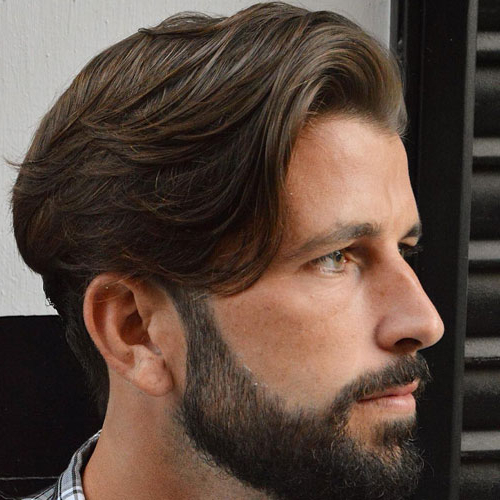 25 Top Professional Business Hairstyles For Men (2019 Guide) Within Long Hairstyles Professional (View 15 of 25)