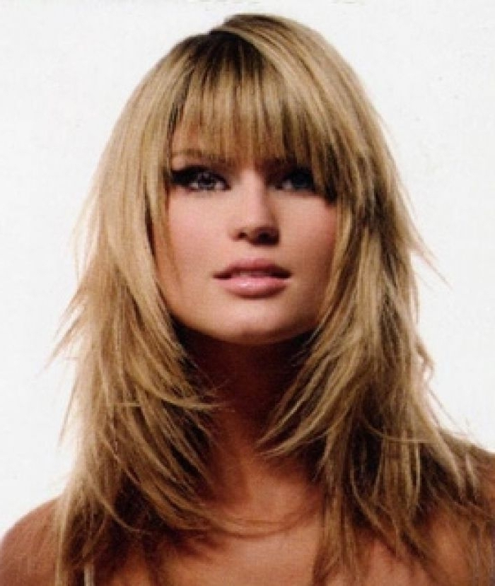 26 Best Short Haircuts For Long Face Popular Haircuts Throughout Intended For Long Haircuts For Fine Hair And Long Face (View 4 of 25)