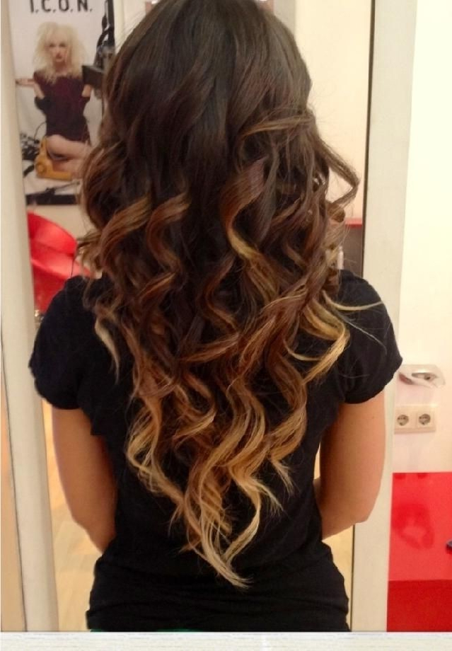 26 Cute Haircuts For Long Hair – Hairstyles Ideas – Popular Haircuts With Long Layered Light Chocolate Brown Haircuts (View 13 of 25)