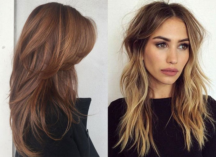 27 Amazing Hairstyles For Long Thin Hair (Must See Haircuts For Fine In Volume Adding Layers For Straight Long Hairstyles (View 2 of 25)
