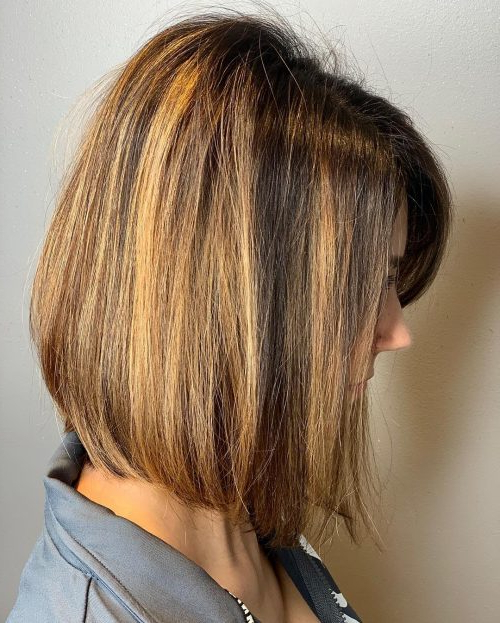 27 Best Stacked Bob Hairstyles Of 2019 Pertaining To Stacked Long Haircuts (View 13 of 25)