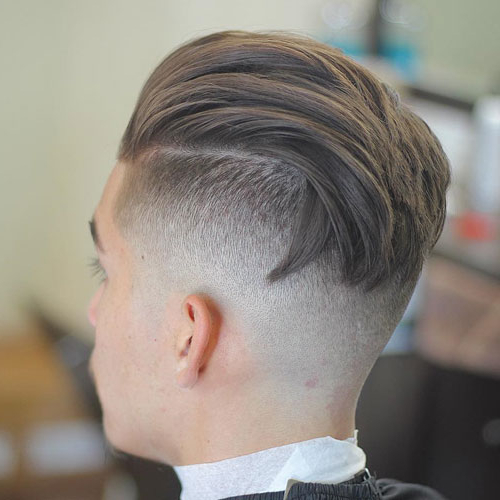 27 Best Undercut Hairstyles For Men (2019 Guide) Intended For Long Hairstyles Undercut (View 23 of 25)