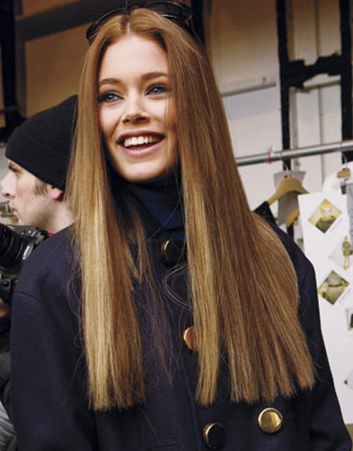27 Most Glamorous Long Straight Hairstyles For Women – Haircuts In Long Haircuts Straight Hair (View 22 of 25)
