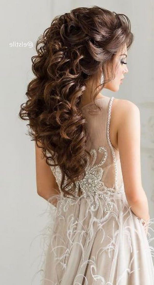 27 Quinceanera Hairstyles For Short Hair | Hairstyles Ideas Pertaining To Long Hair Quinceanera Hairstyles (View 24 of 25)