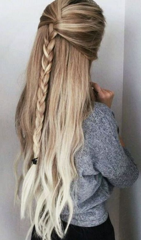 28+ Albums Of Cute Easy Hairstyles For Long Thick Hair | Explore Throughout Braids Hairstyles For Long Thick Hair (View 25 of 25)