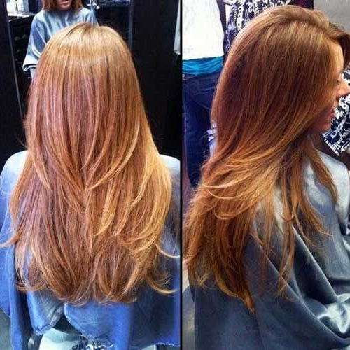 28+ Albums Of Hairstyle For Long And Straight Hair   Explore With Long Hairstyles Layered Straight (View 20 of 25)