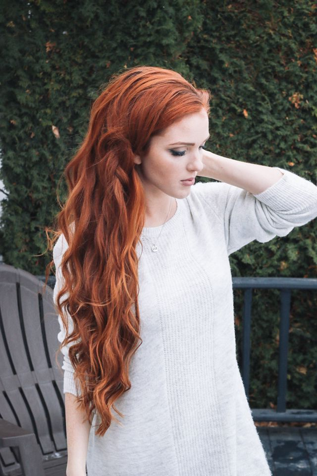 28+ Albums Of Red Long Hair | Explore Thousands Of New Braids, Bangs For Long Hairstyles For Red Hair (View 24 of 25)