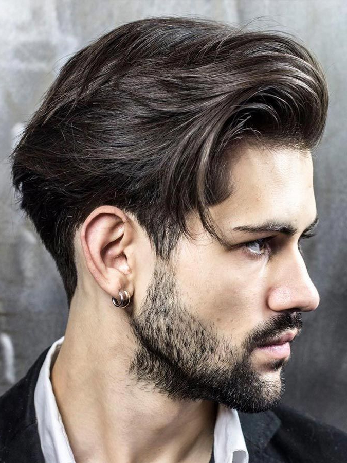 28+ Albums Of Round Face Hairstyle Men | Explore Thousands Of New Pertaining To Long Hairstyles For Round Faces Men (View 18 of 25)