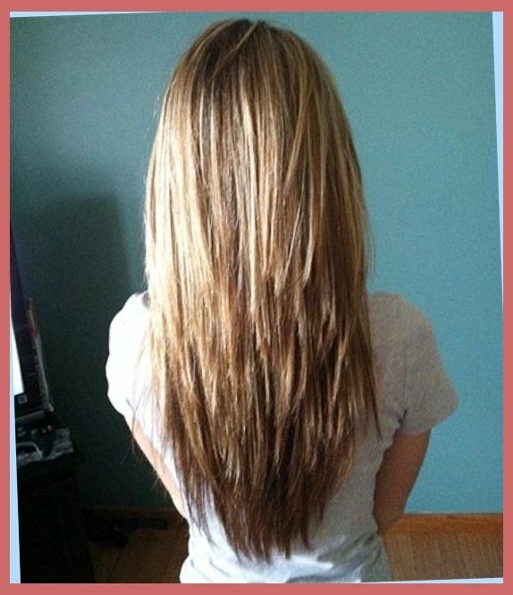 28+ Albums Of U Shape Layer Hair Cut   Explore Thousands Of New With Long Hairstyles U Shaped (View 16 of 25)