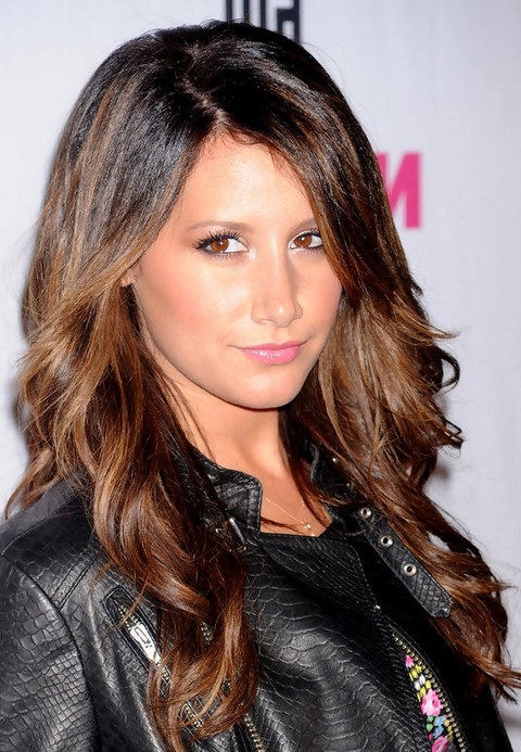 28 Ashley Tisdale Hairstyles Ashley Tisdale Hair Pictures – Pretty Pertaining To Long Hairstyles Side Part (View 10 of 25)