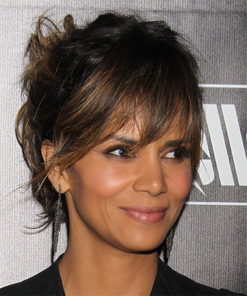28 Halle Berry Hairstyles, Hair Cuts And Colors For Halle Berry Long Hairstyles (View 3 of 25)