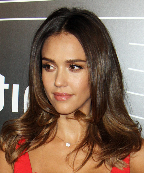 28 Jessica Alba Hairstyles, Hair Cuts And Colors Intended For Jessica Alba Long Hairstyles (View 4 of 25)