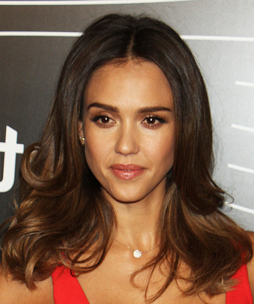 28 Jessica Alba Hairstyles, Hair Cuts And Colors With Regard To Long Hairstyles Jessica Alba (View 9 of 25)