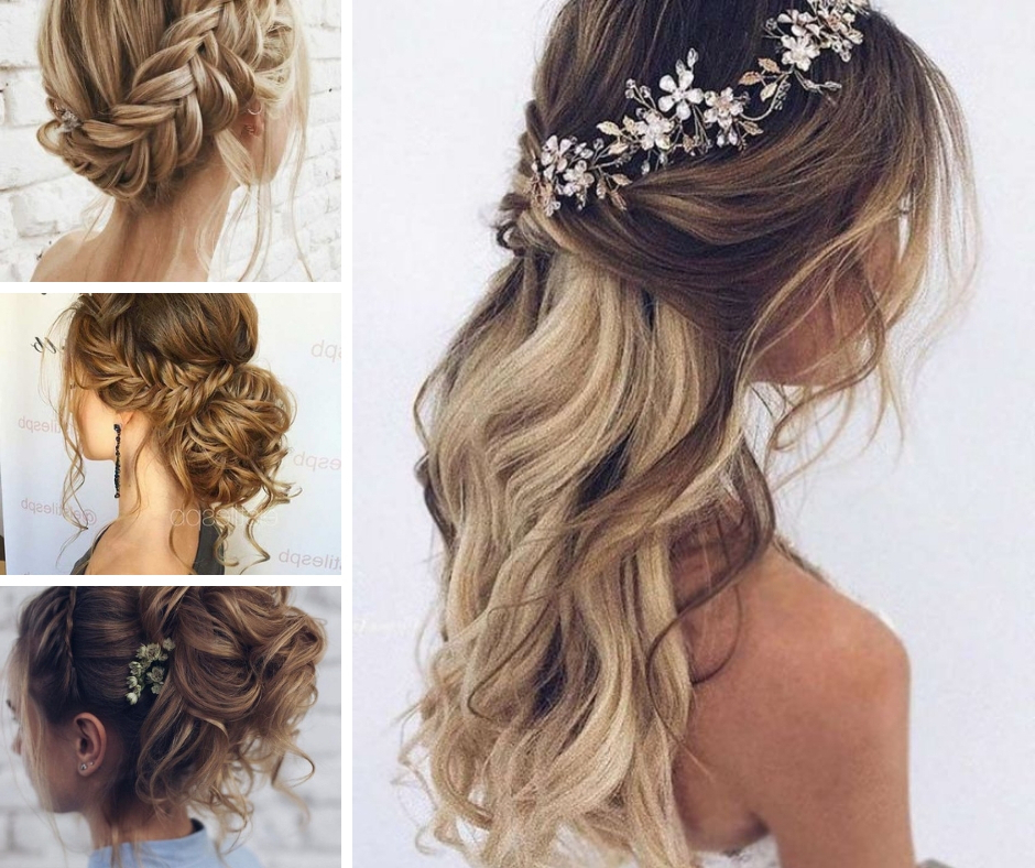 28 Stunning Hairstyle Ideas For Prom – Raising Teens Today Inside Braided And Twisted Off Center Prom Updos (View 17 of 25)