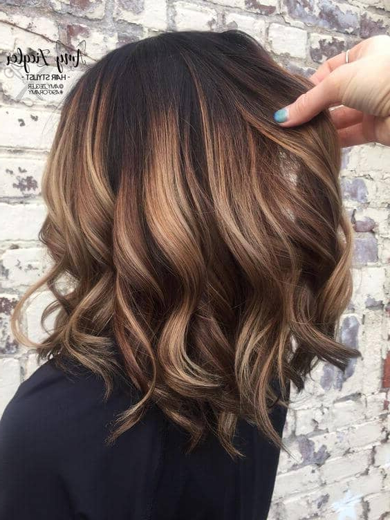 29 Gourgeous Balayage Hairstyles Throughout Balayage Hairstyles For Long Layers (View 12 of 25)