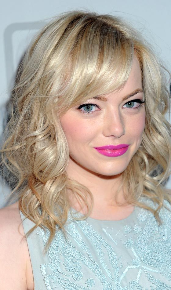 Featured Photo of Side Swept Curls And Draped Bangs Hairstyles