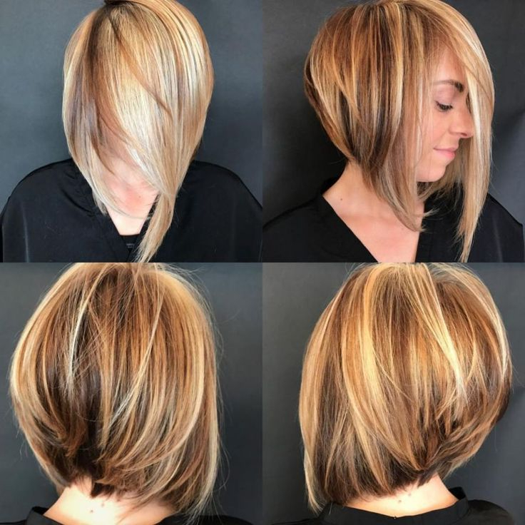 30 Beautiful And Elegant Graduated Bobs Haircuts – Haircutsbest (View 13 of 25)