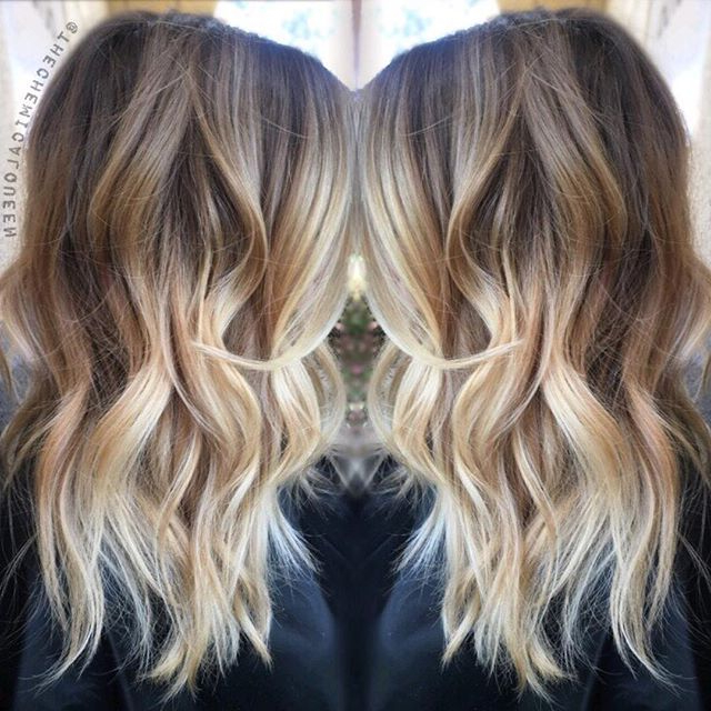 30 Best Balayage Hairstyles 2019 – Balayage Hair Color Ideas: Blonde With Long Hairstyles Balayage (View 10 of 25)