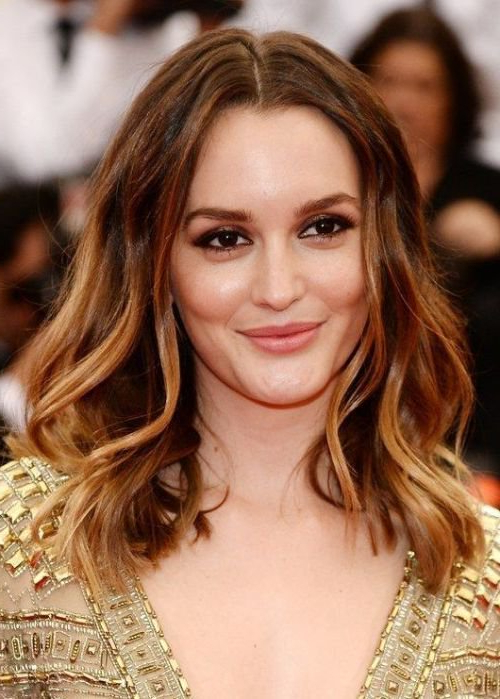 30 Best Hairstyles For Big Foreheads | Herinterest/ Pertaining To Long Hairstyles Big Foreheads (View 6 of 25)