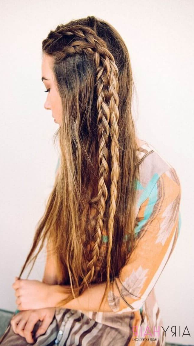 30+ Best Hairstyles For Hair Extensions In Long Hairstyles Extensions (View 16 of 25)