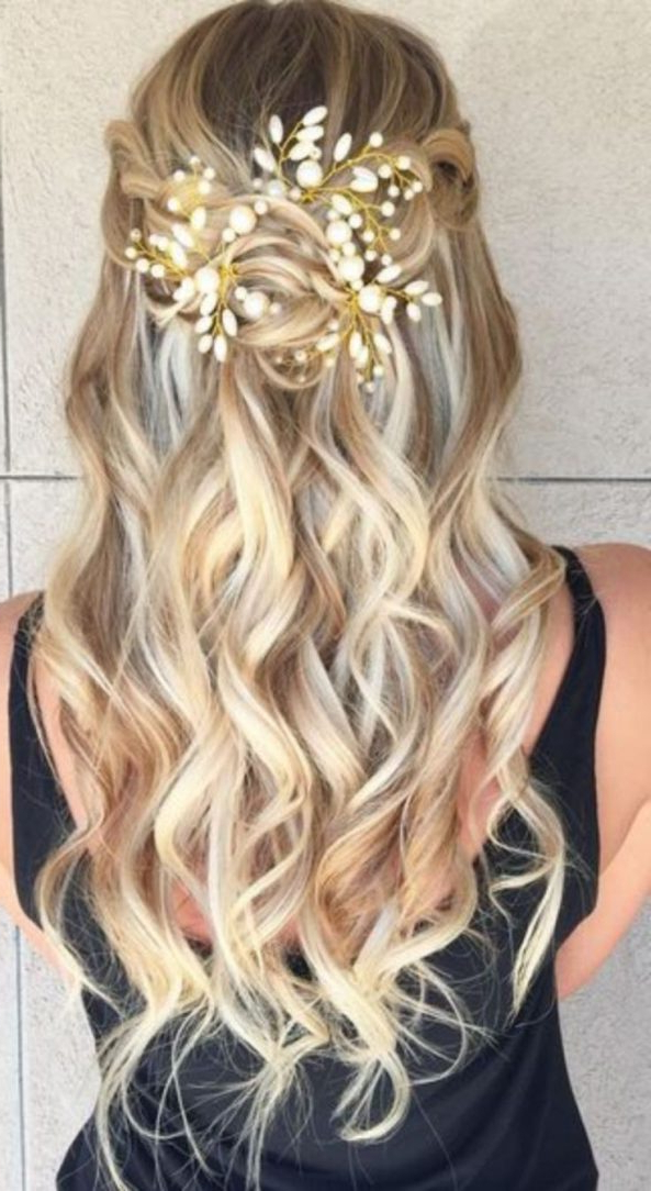 30 Best Prom Hair Ideas 2019: Prom Hairstyles For Long & Medium Hair Within Prom Long Hairstyles (View 24 of 25)