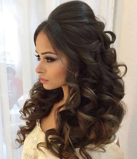 30 Classic Long Hairstyles For Indian Women – Hairstylecamp With Regard To Indian Hair Cutting Styles For Long Hair (View 7 of 25)
