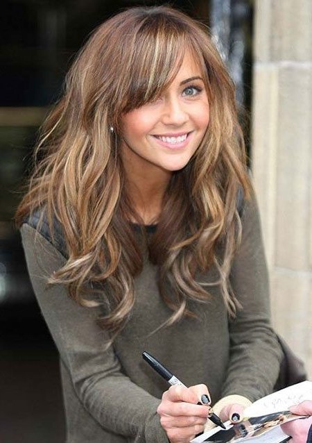 30 Cute Long Hairstyles For Women – Be Stylish And Radiant Throughout Long Hairstyles Cute (View 20 of 25)