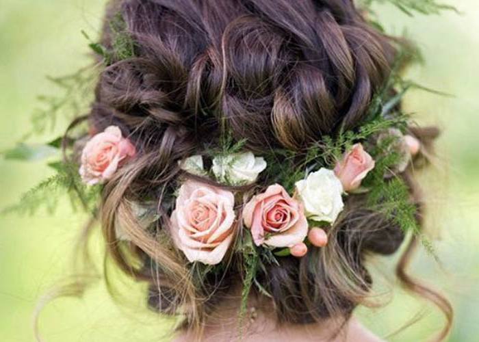 30 Elegant Outdoor Wedding Hairstyles – Hairstyles & Haircuts For Pertaining To Elegant Long Hairstyles For Weddings (View 9 of 25)