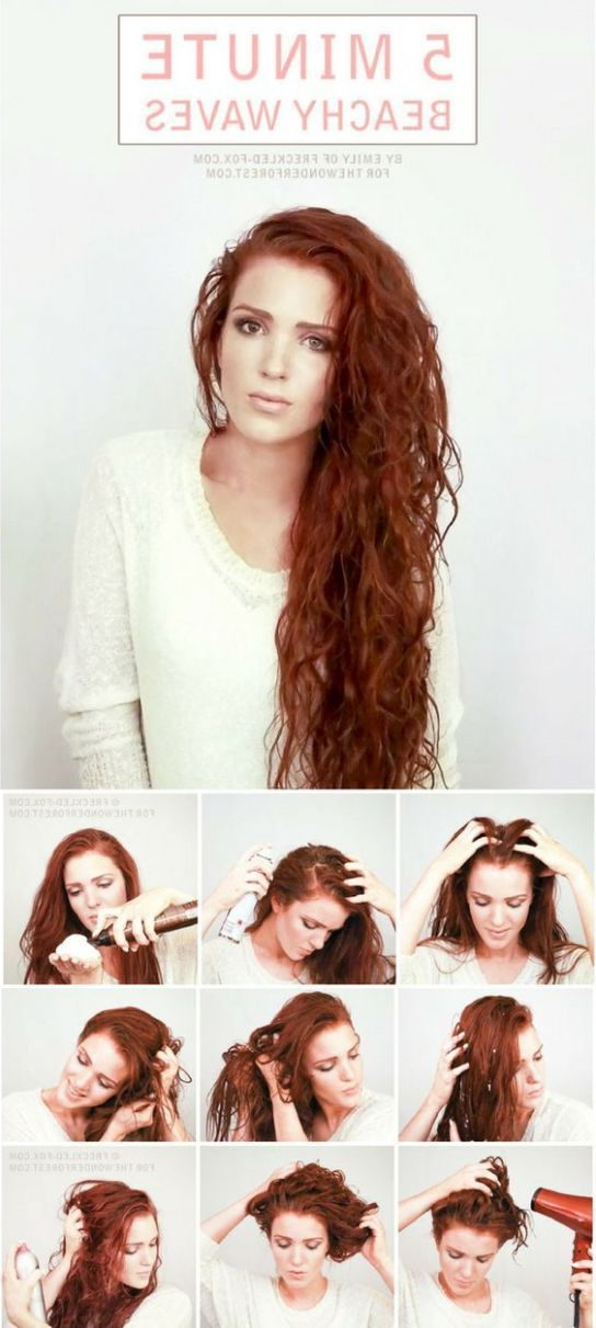 30+ Extremely Pretty Date Night Out Long Hairstyles Diy Hairstyles For Long Hairstyles Diy (View 7 of 25)