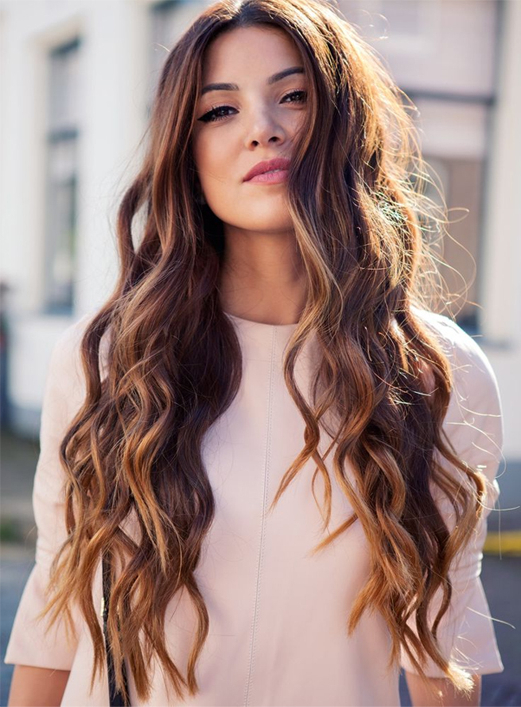 30 Glamorous Long Curls For Gorgeous Look (View 16 of 25)