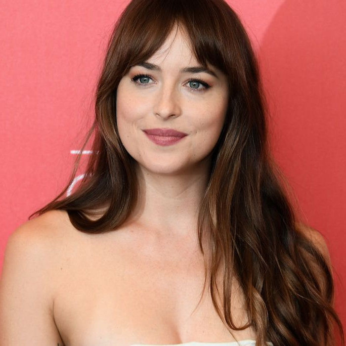 30 Gorgeous Examples Of Long Hair With Bangs In Long Haircuts With Bangs (View 19 of 25)