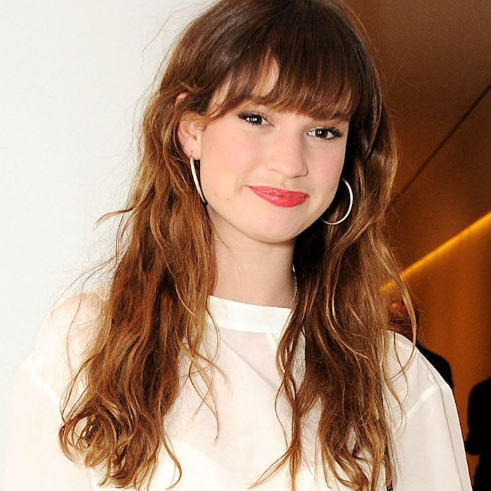30 Gorgeous Examples Of Long Hair With Bangs Within Long Hairstyles With Bangs (View 19 of 25)