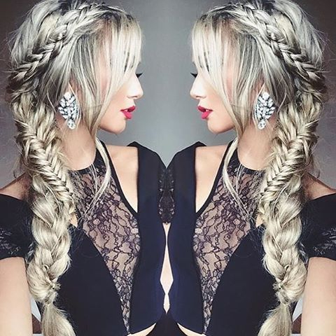 30 Gorgeous Special Occasion Hairstyles Trending 2017 – Trend To Wear Intended For Long Hairstyles For Special Occasions (View 20 of 25)
