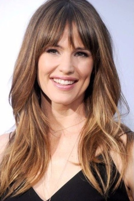 30 Haircuts For Women With Bangs – Hairstyles & Haircuts For Men & Women Regarding Long Haircuts Bangs (View 18 of 25)