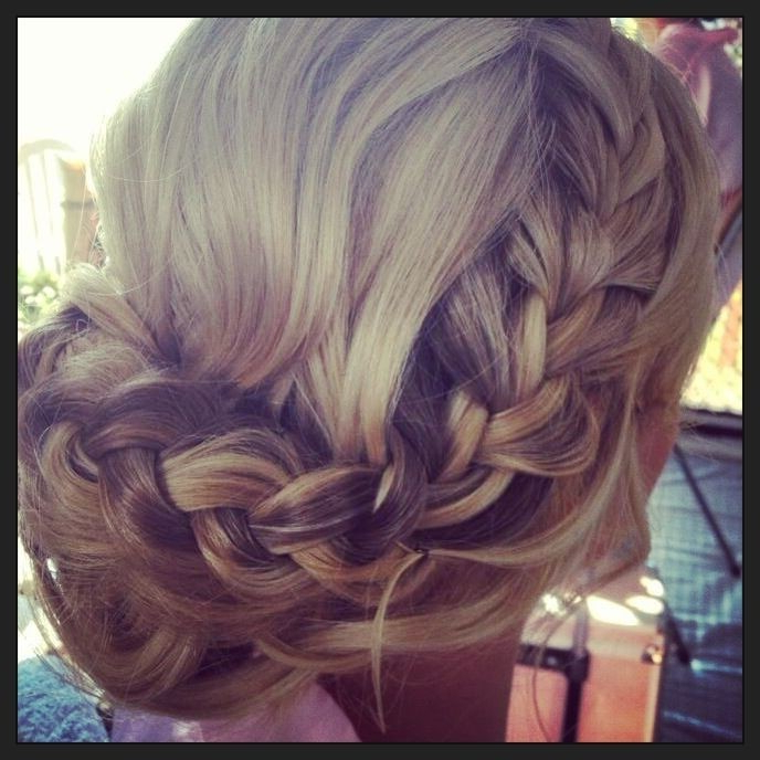 30 Hottest Bridesmaid Hairstyles For Long Hair – Popular Haircuts In Long Hairstyles Bridesmaid (View 17 of 25)