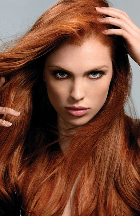 30 Hottest Red Hair Color Ideas To Try Now – The Trend Spotter Throughout Long Hairstyles Redheads (View 24 of 25)