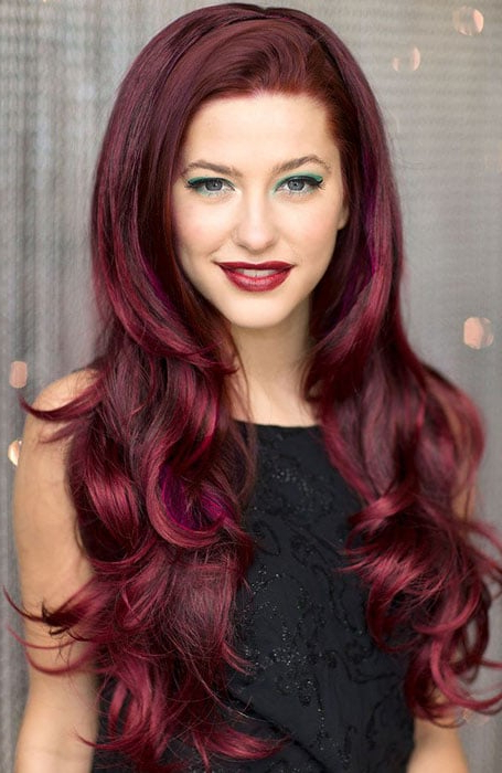 30 Hottest Red Hair Color Ideas To Try Now – The Trend Spotter With Regard To Long Hairstyles Red Hair (View 22 of 25)
