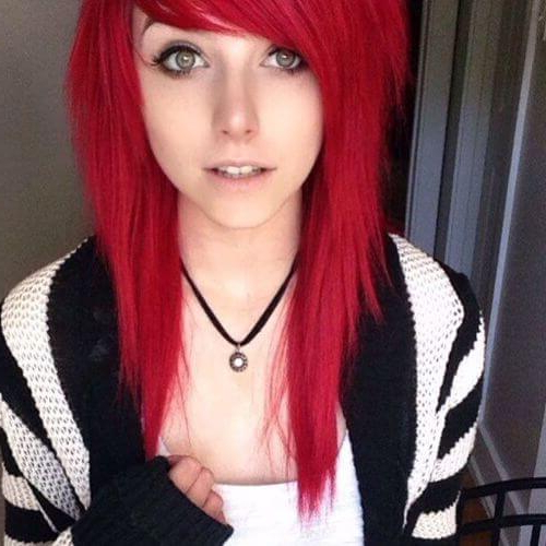 30 Impressive Long Emo Hairstyles For Girls Intended For Long Emo Hairstyles (View 21 of 25)