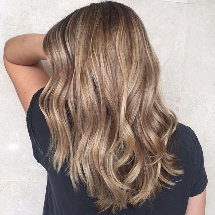 30 Light Brown Hair Color For Cool And Charming Look Regarding Light Layers Hairstyles Enhanced By Color (View 20 of 25)