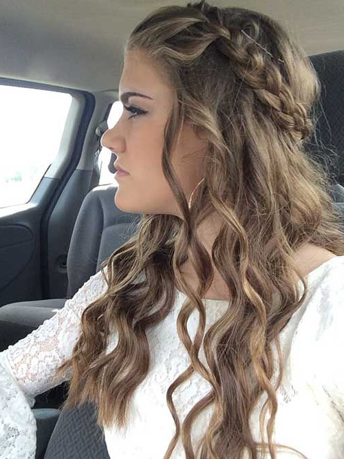 30 Luscious Daily Long Hairstyles 2019 – Daily Hairstyles For Women Throughout Long Hairstyles Daily (View 4 of 25)
