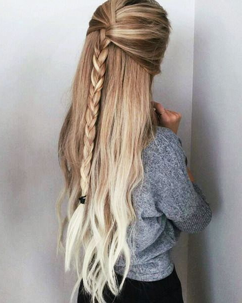 30 Luscious Daily Long Hairstyles For 2018 – Daily Hairstyles For Pertaining To Long Hairstyles Daily (View 10 of 25)