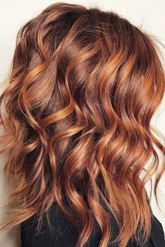 30 Medium Length Hairstyles Ideal For Thick Hair | Lovehairstyles Pertaining To Mid Back Brown U Shaped Haircuts With Swoopy Layers (View 13 of 25)