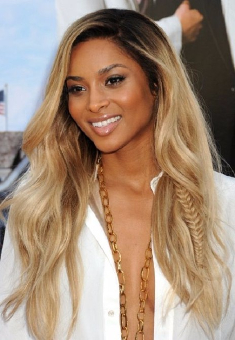 30 Of The Top Black Celebrity Hairstyles – Hairstyles & Haircuts For Within Long Hairstyles Celebrities (View 20 of 25)