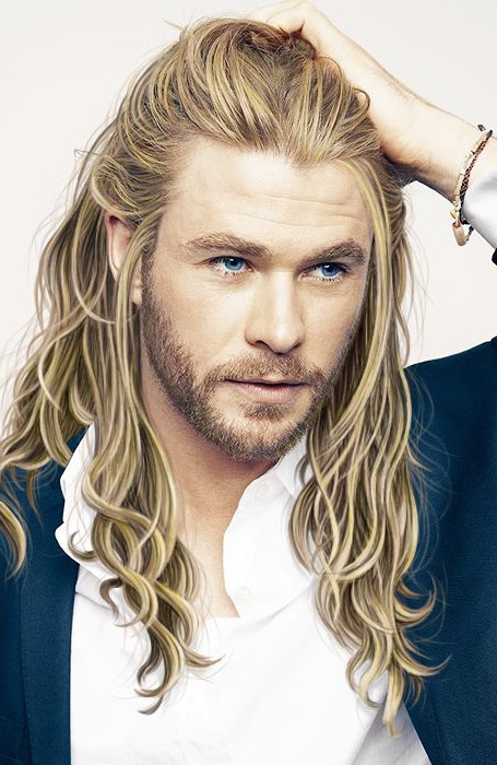 30 Sexy Blonde Hairstyles For Men – The Trend Spotter Throughout Blonde Long Hairstyles (View 16 of 25)
