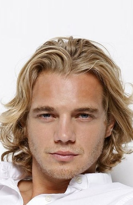 30 Sexy Blonde Hairstyles For Men – The Trend Spotter Within Dark Blonde Long Hairstyles (View 12 of 25)