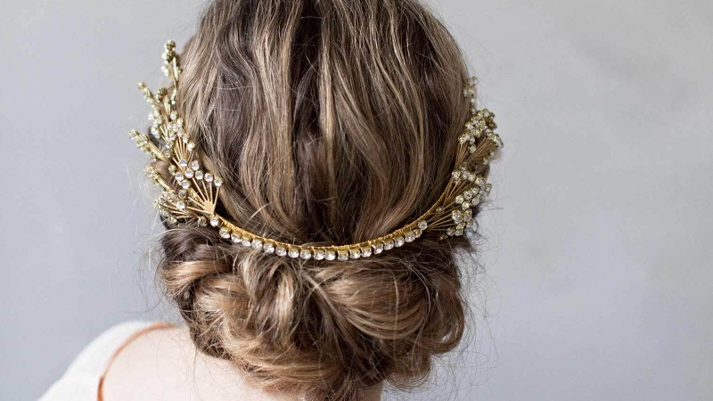 30 Stunning Prom Hairstyles That Will Steal The Show – The Trend Spotter Regarding Long Hairstyles For Homecoming (View 23 of 25)