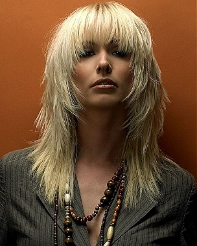 30 Stunning Shag Haircuts To Try This Year! In Shaggy Long Layers Hairstyles (View 14 of 25)