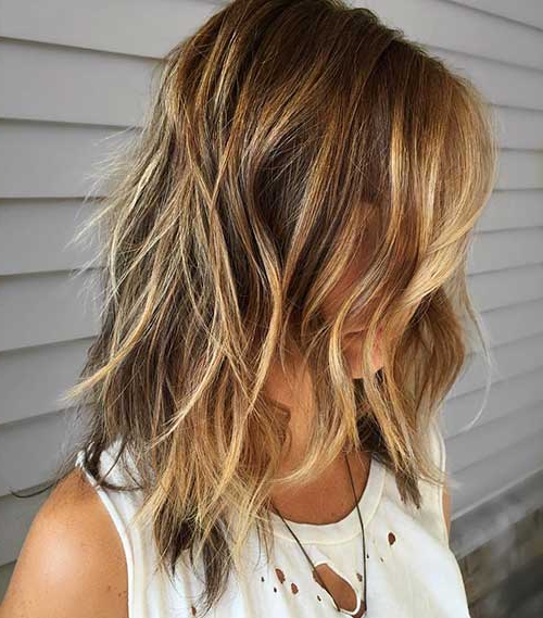 30+ Super Short Layered Hairstyles Pertaining To Long And Short Layers Hairstyles (View 20 of 25)