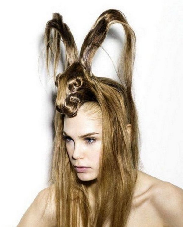 30 Weird & Crazy Hairstyles Photos For Crazy Long Hairstyles (View 6 of 25)